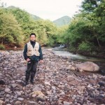 1999.5.26鹿糠取締役かくし沢にて