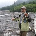南アルプス天然岩魚