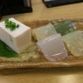 十津川産豆腐