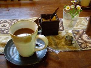 美味いコーヒー