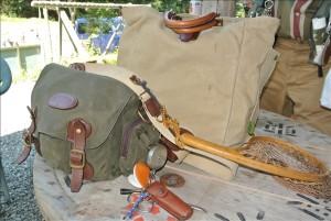 私の愛用品 MYバッグと9号帆布のトート