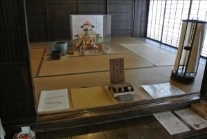 忍者屋敷の部屋の作り