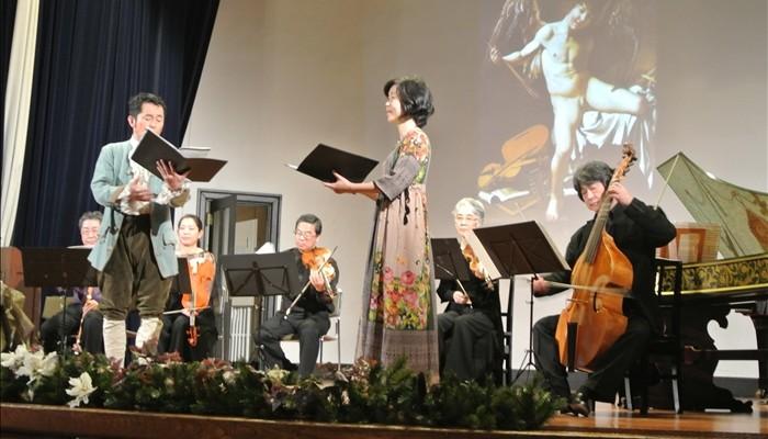木島さんと辻さんのバロックオペラ