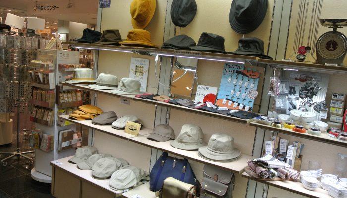 シルバーレイククラブの帽子